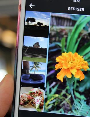 Smart Instagram-app