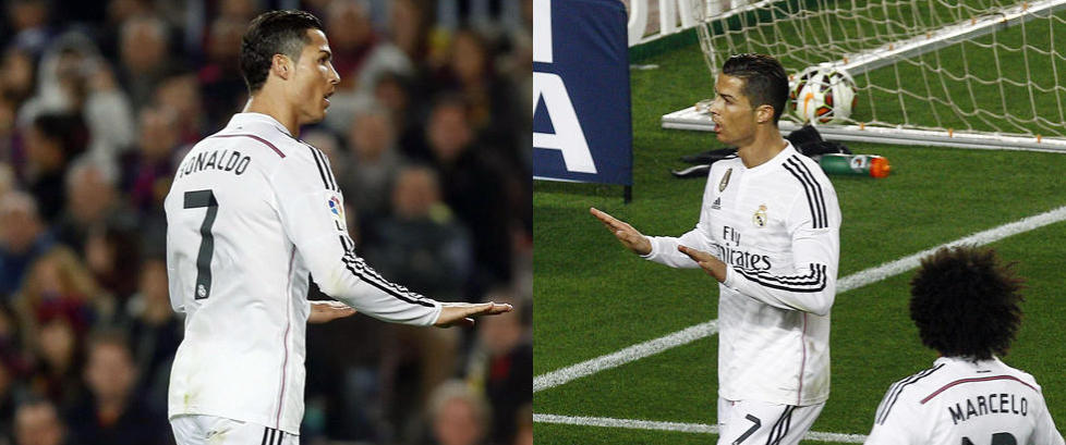 Vil ha Ronaldo straffet for denne gesten