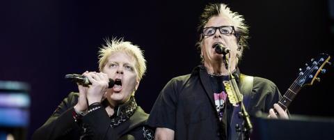Et av verdens st�rste punkrock-band til Norge