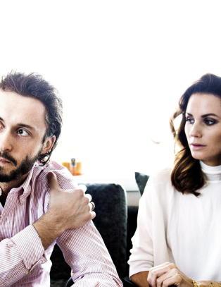 Skadet skuldra i TV 2-programmet: Egor Filipenko frykter for �Skal vi danse�-karrieren