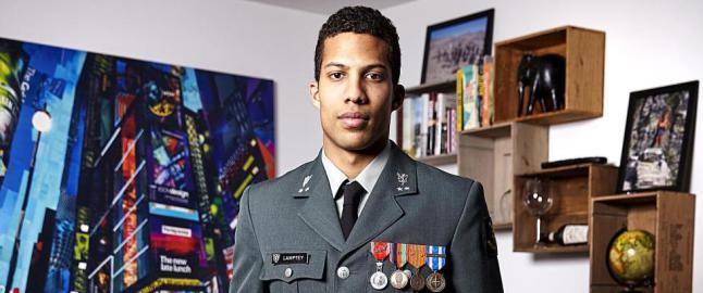 - Medaljen gj�r meg veldig stolt og samtidig veldig ydmyk