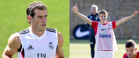 Tror �degaard kan f� Bales kjempemuskler