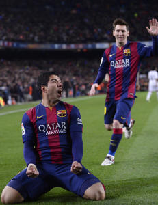 Barcelona f�r hjemmefordel i cupfinalen