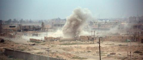 N� bomber USA Tikrit