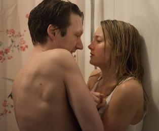 - Det seksuelle som oppst�r mellom dem gjorde arbeidet med filmen komplisert