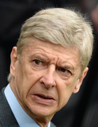 Wenger har overlevd 156 managerbytter