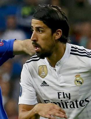 Sami Khedira forlater Real Madrid