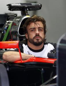 Spanske Alonso om ryktene: - Jeg v�knet ikke opp i 1996, og jeg snakket ikke italiensk