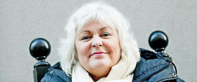 Ellen Horn (64) �resetter� hele sin m�te � leve p�