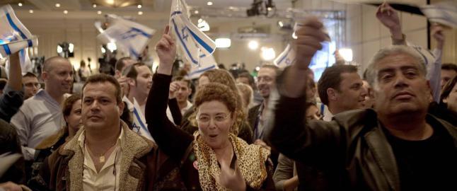 Den som m�tte antyde at Israel �nsket sikkerhet heller enn demokrati unnlot � sjekke fakta