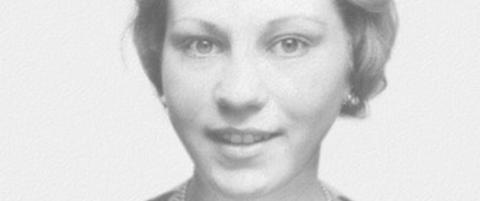 J�diske Marie unnslapp nazistene ved � gjemme seg i sentrum av Berlin