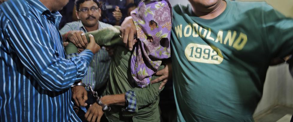To menn arrestert etter nonne-voldtekt i India