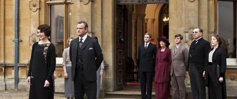 Neste sesong av �Downton Abbey� blir den siste