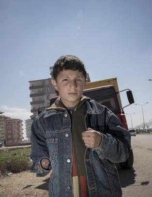 Assad sprengte vekk Mahmouds (10) �ye: - Han er et rassh�l