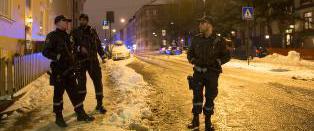�Mistenkelig gjenstand� ved synagogen i Oslo var ufarlig