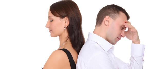 Seks vanlige problemer: Dette gj�r oss usikre i forholdet