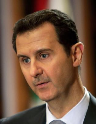 Assad i 60 Minutes-intverju: - Vi vil ha dialog med USA