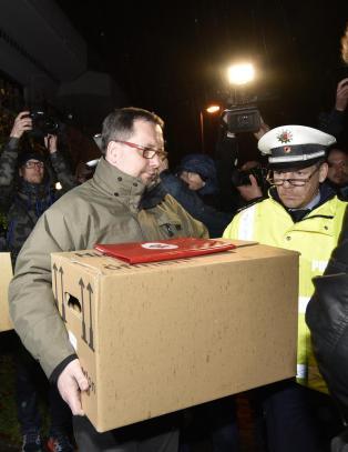 Politiet fant �viktig� ledetr�d hos andrepilotens hjem