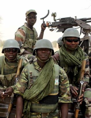Hevder � ha �delagt Boko Harams hovedkvarter