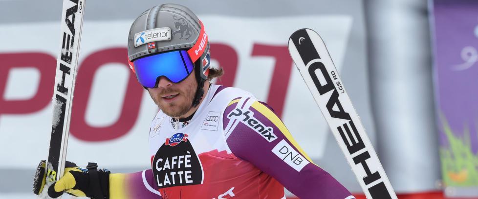 Jansrud vant NM-gull i super-G