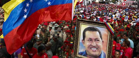 Krisen i Venezuela kan gj�re Norges jobb som tilrettelegger i den historiske colombianske fredsprosessen vanskeligere