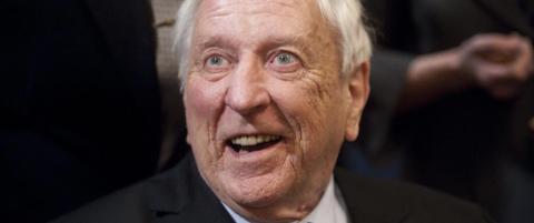 Nobelprisvinner Tomas Transtr�mer er d�d