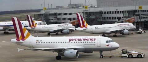 Fransk pilot fikk skrekkbeskjed etter styrten: - Vi har et problem
