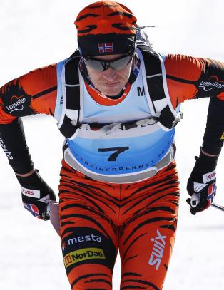Eliassen med ny Ski Classics-seier