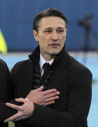 Kroatia-sjefen var s� misforn�yd med 5-1-seieren over Norge at han m�tte roe seg ned med et glass vin