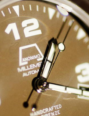 Har du husket � stille klokka?