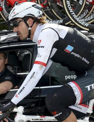 Cancellara: - Det kunne endt karrieren min