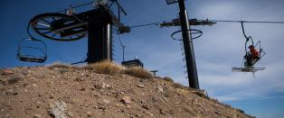 Ekstremt�rken t�rer p� California: - Et varsel om hva som kan skje i resten av verden