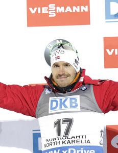 Endelig en triumf for Super-Svendsen igjen