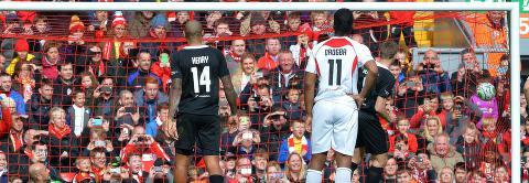 To Gerrard-scoringer: Begge fra straffemerket