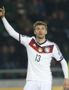 De tyske verdensmesterne p� topp i gruppa etter komfortabel seier