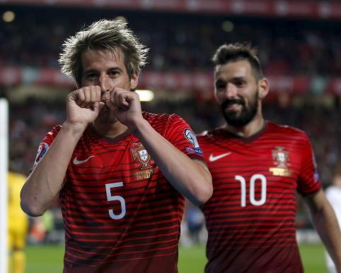Viktig seier sendte Portugal til topps i sin gruppe
