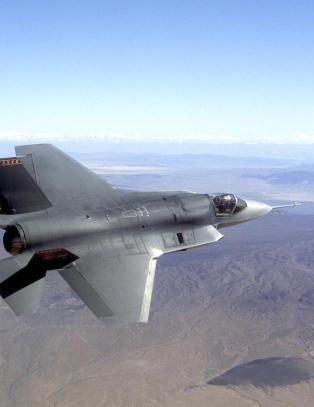 Israel f�r de f�rste nye kampflyene fra USA