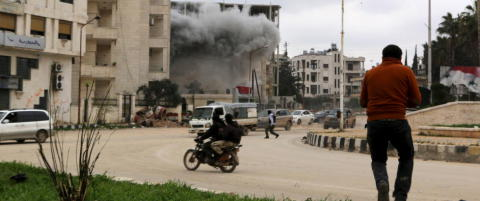 Hjelpebehovet �ker i Syria - mens giverviljen minker