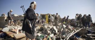 Konflikten i Jemen kan bli like blodig som de i Syria og Irak