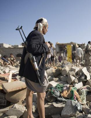 Jemen i gjørma