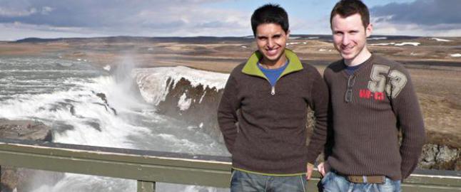 Matt og Nazim var kj�rester i 13 �r, men Nazims foreldre aksepterte aldri at s�nnen var homofil