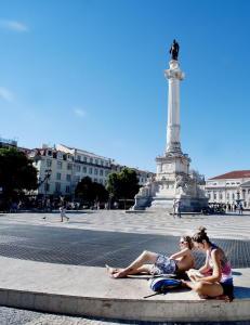 Allerede n� frister Lisboa med 18-20 plussgrader