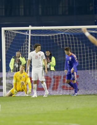 Thorstvedt etter stortapet mot Kroatia: - Nyland kommer til � st� i mange �r framover