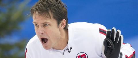 Norge fortsetter storspillet i curling-VM