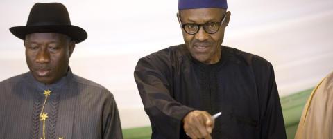 Nigerias opposisjonsleder ligger an til valgseier