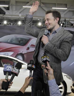 - Vi lanserer noe nytt, men det er ikke en bil