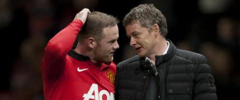 Rooney gir r�d han selv har f�tt fra Solskj�r videre til yngre spillere