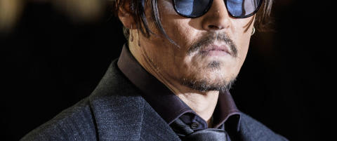200 filmarbeidere permittert p� grunn av Johnny Depps skade