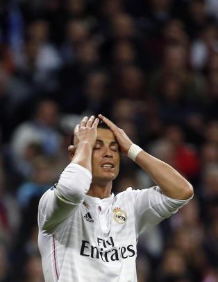 Ronaldo er bare Europas 29. beste spiss