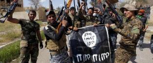 Irakiske styrker har gjenerobret Tikrit fra IS